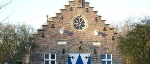 Koetshuis op Nieuw-Leeuwenhorst
