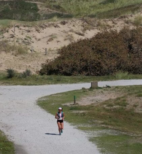 Trailrunning in de duinen