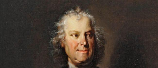 Portret van Boerhaave